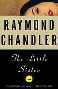 The Little Sister (Vintage Crime) Cover
