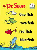 One Fish Two Fish Red Fish Blue Fish (I Can Read It All by Myself Beginner Books) Cover