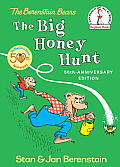The Big Honey Hunt (Beginner Books) Cover