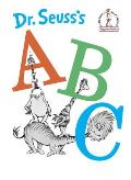 Dr. Seuss's ABC (I Can Read It All by Myself Beginner Books) Cover