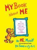 My Book about Me: By Me, Myself (I Can Read It All by Myself Beginner Books) Cover