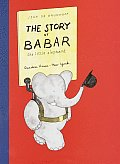The Story of Babar, the Little Elephant Cover