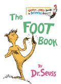 The Foot Book (Bright & Early Books for Beginning Beginners)