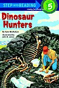 Dinosaur Hunters (Step Into Reading: A Step 5 Book) Cover