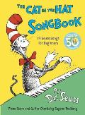 The Cat in the Hat Songbook: 19 Seuss-Songs for Beginning Singers