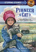 Pioneer Cat (Stepping Stone Books)