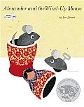 Alexander and the Wind-Up Mouse: Caldecott Honor Book (Pinwheel Books) Cover