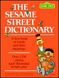 Sesame Street Dictionary Hensons Muppets