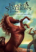 Black Stallion #07: Island Stallion's Fury Cover