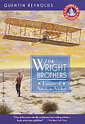 The Wright Brothers (Landmark Books) Cover