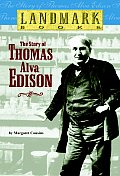 Landmark Books #0008: The Story of Thomas Alva Edison