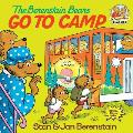 The Berenstain Bears Go to Camp (Berenstain Bears First Time Chapter Books) Cover