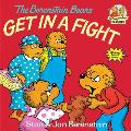 The Berenstain Bears Get in a Fight (Berenstain Bears First Time Chapter Books) Cover