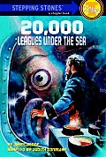 20,000 Leagues Under The Sea (Step-Up Classic Chillers) by Judith Conaway