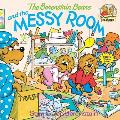 The Berenstain Bears and the Messy Room (Berenstain Bears First Time Chapter Books) Cover
