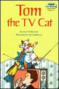Tom The Tv Cat Step Into Reading