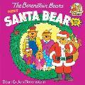 The Berenstain Bears Meet Santa Bear (Berenstain Bears First Time Chapter Books)