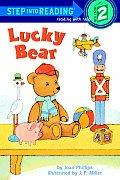 Lucky Bear Step Into Reading Step 1