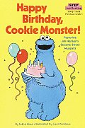 Happy Birthday Cookie Monster Step into Reading