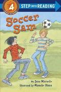 Soccer Sam (Step Into Reading: A Step 4 Book) Cover