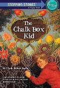 The Chalk Box Kid (Stepping Stone Books)