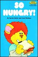 So Hungry Step Into Reading
