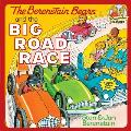 The Berenstain Bears and the Big Road Race (First Time Reader)