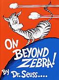 On Beyond Zebra!