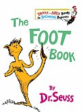 The Foot Book (Bright & Early Book) Cover