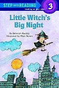 Little Witch's Big Night (Step Into Reading: A Step 3 Book)