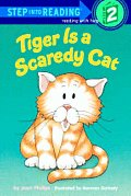 Tiger Is a Scaredy Cat (Step Into Reading: A Step 2 Book)