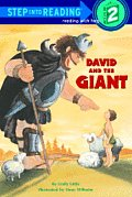 David and the Giant (Step Into Reading: A Step 2 Book)