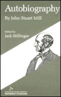 Autobiography of John Stuart Mill Cover