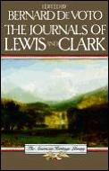 The Journals of Lewis and Clark Cover