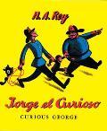 Jorge El Curioso Curious George