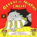 George and Martha Encore Cover