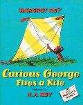 Curious George Flies a Kite Cover