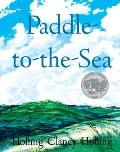 Paddle to the Sea Cover