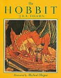 Hobbit Michael Hague Illustrations