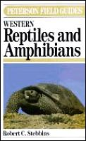 Field Guide To Western Reptiles & Amphibians Peter