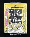 Miss Nelson Is Missing! Cover