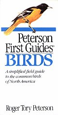 Peterson's First Guide to Birds