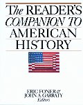 Readers Companion To American History