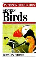 Field Guide To Western Birds a Completely New 3RD Edition Cover