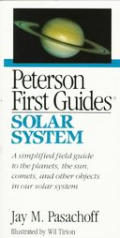Peterson First Guide To The Solar System