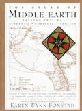 Atlas Of Middle Earth Revised Edition Tolkien