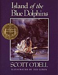 Island Of The Blue Dolphins Illustrated