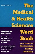 Medical & Health Sciences Word Book 3rd Edition