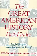Great American History Fact Finder