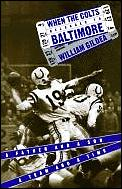 When The Colts Belonged To Baltimore